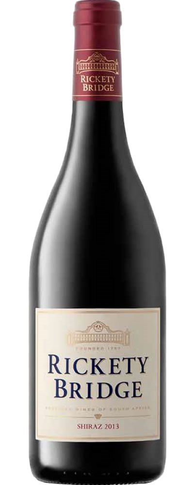 Rickety Bridge Shiraz 2013