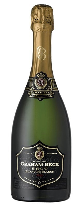 Graham Beck Blanc de Blancs 2011