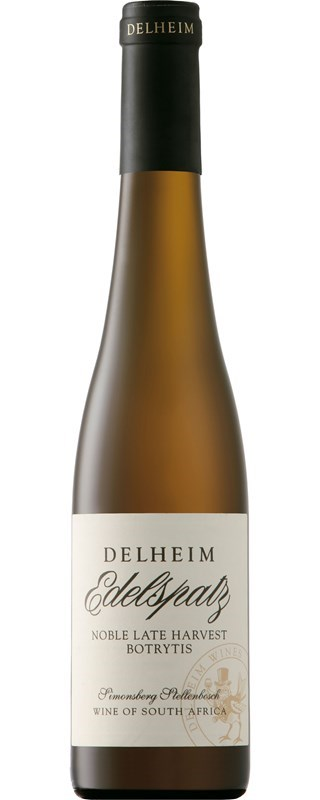 Delheim Edelspatz Noble Late Harvest 2015 - SOLD OUT