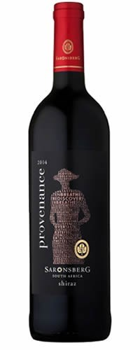 Saronsberg Provenance Shiraz 2014