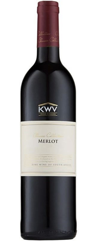 KWV Classic Collection Merlot 2014