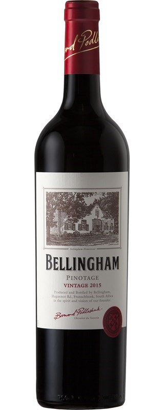 Bellingham Homestead Pinotage 2015