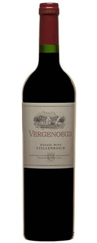 Vergenoegd Estate Blend 2007