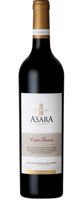 Asara Vineyard Collection Cape Fusion 2014