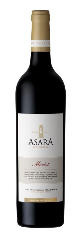 Asara Vineyard Collection Merlot 2013