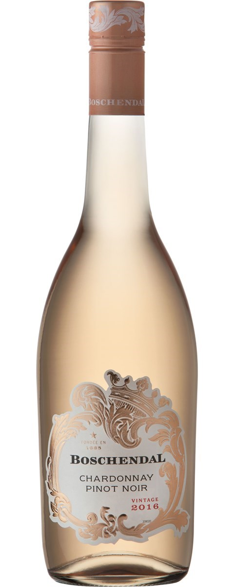 Boschendal chardonnay pinot noir 2016 for Boschendal wine