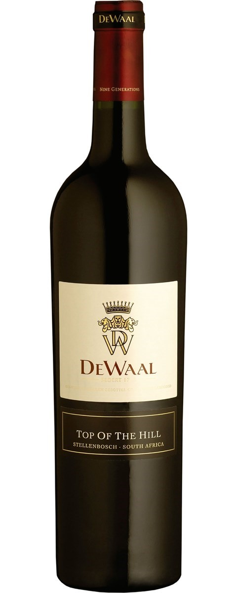 DeWaal Top of the Hill Pinotage 2014 - SOLD OUT