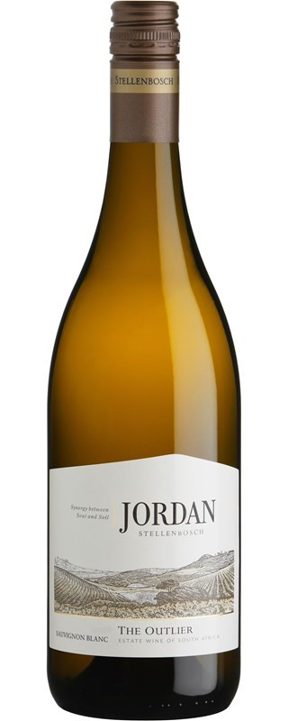 Jordan The Outlier Sauvignon Blanc Barrel Fermented 2015