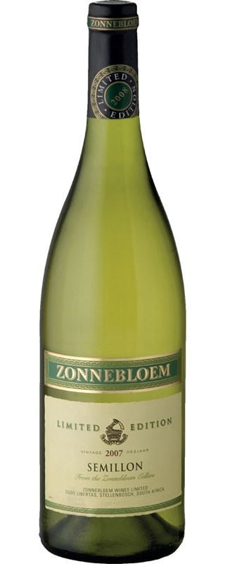 Zonnebloem Limited Edition Semillon 2007