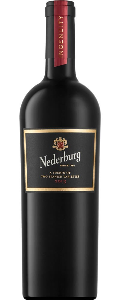 Nederburg Ingenuity Spanish Red Blend 2013