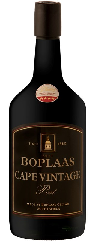 Boplaas Cape Vintage Port 2014
