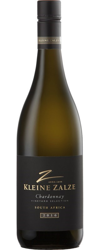 Kleine Zalze Vineyard Selection Barrel Fermented Chardonnay 2016