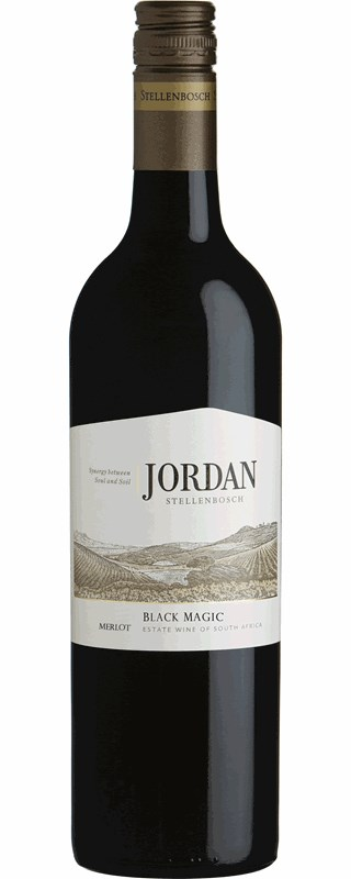 Jordan Black Magic Merlot 2014