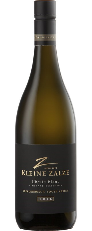 Kleine Zalze Vineyard Selection Barrel Fermented Chenin Blanc 2016