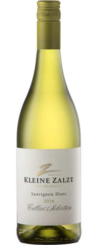 Kleine Zalze Cellar Selection Sauvignon Blanc 2016