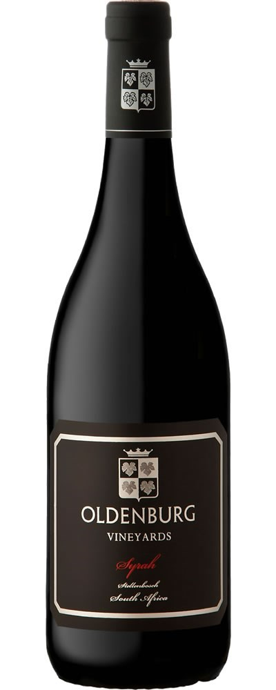 Oldenburg Vineyards Syrah 2013