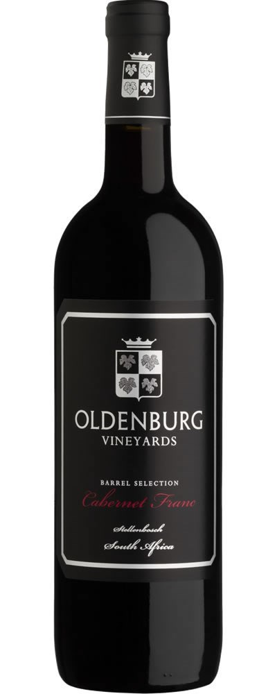 Oldenburg Vineyards Cabernet Franc 2014