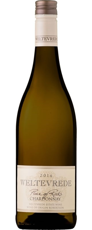 Weltevrede Place of Rocks Chardonnay 2016