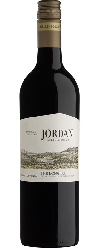 Jordan The Long Fuse Cabernet Sauvignon 2014