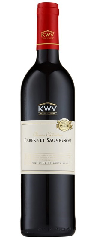 KWV Classic Collection Cabernet Sauvignon 2015