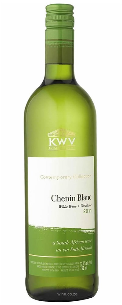KWV Contemporary Collection Chenin Blanc Chardonnay 2016