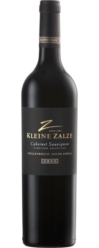 Kleine Zalze Vineyard Selection Cabernet Sauvignon 2015