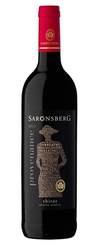Saronsberg Provenance Shiraz 2015
