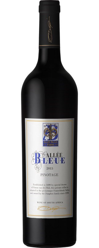 Allee Bleue Pinotage 2015