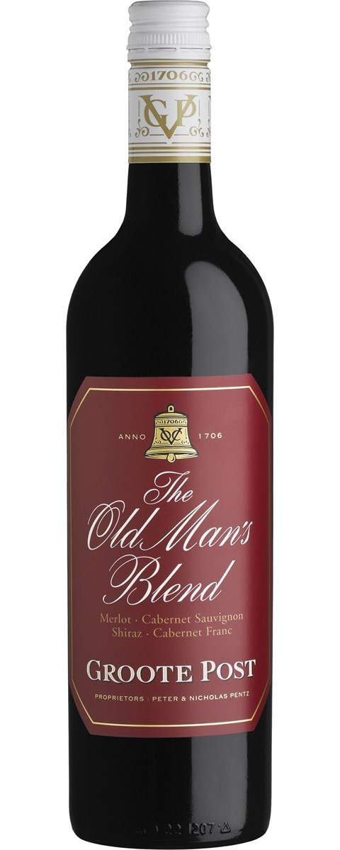 Groote Post The Old Man's Blend Red 2016