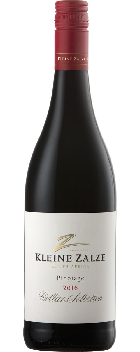 Kleine Zalze Cellar Selection Pinotage 2016