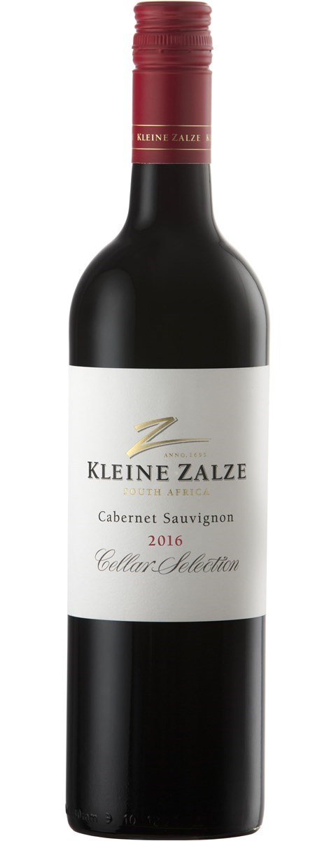Kleine Zalze Cellar Selection Cabernet Sauvignon 2016