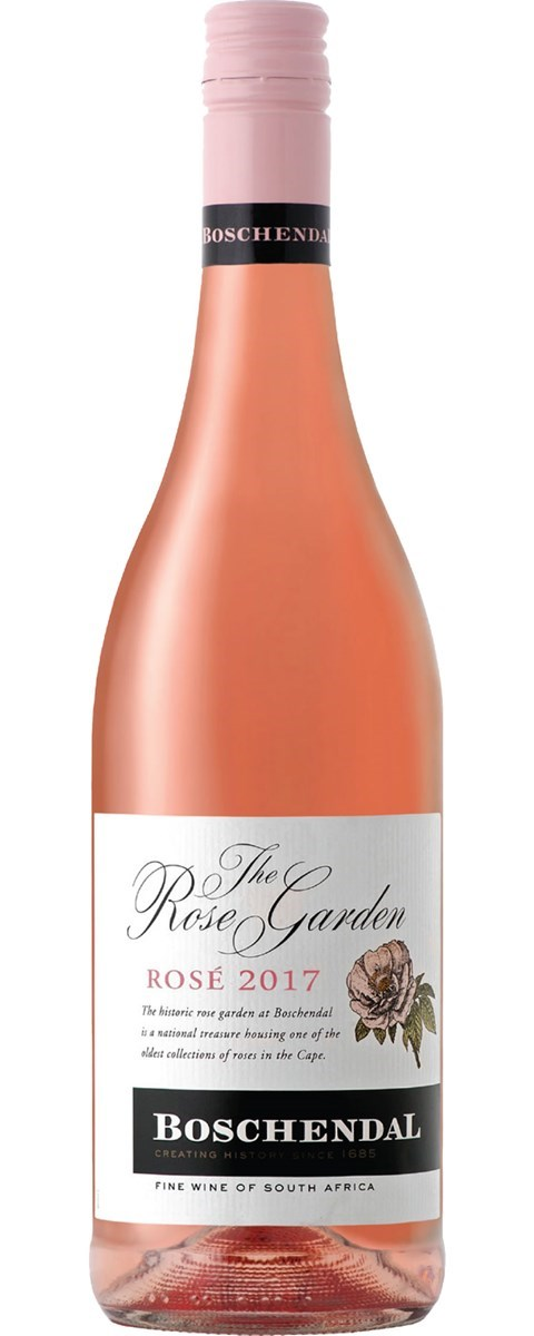 Boschendal Classic The Rose Garden Rosé 2017