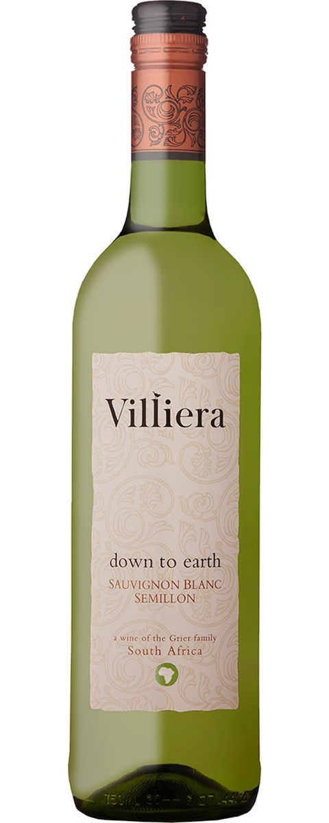 Villiera Down to Earth White 2016