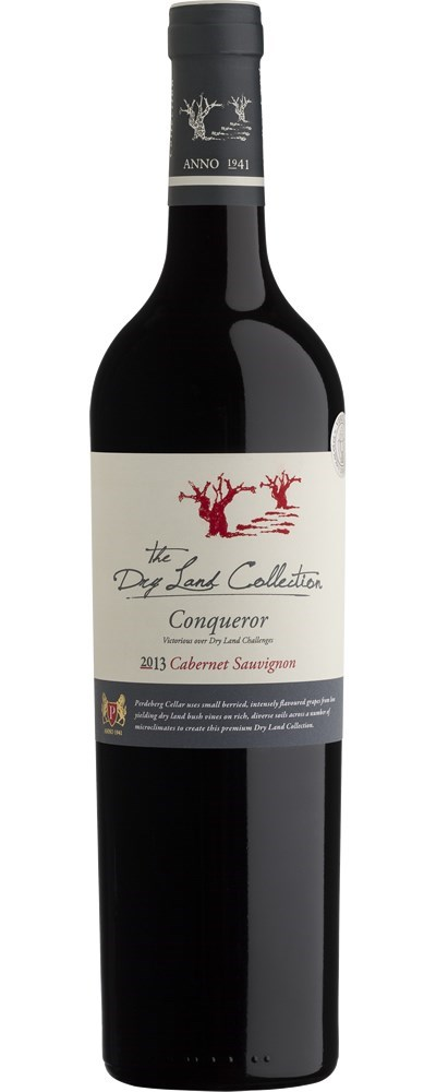Perdeberg The Dry Land Collection Conqueror Cabernet Sauvignon 2013