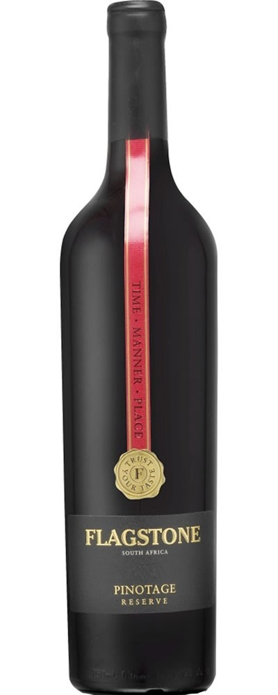 Flagstone Time Manner Place Pinotage 2014