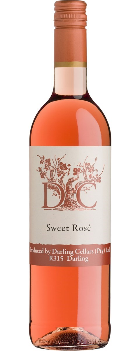 Darling Cellars Sweet Darling Rosé NV