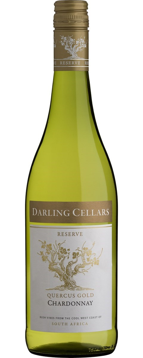 Darling Cellars Reserve Quercus Gold  Chardonnay 2017