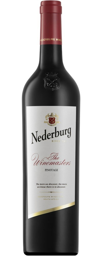 Nederburg  The Winemasters Pinotage 2015