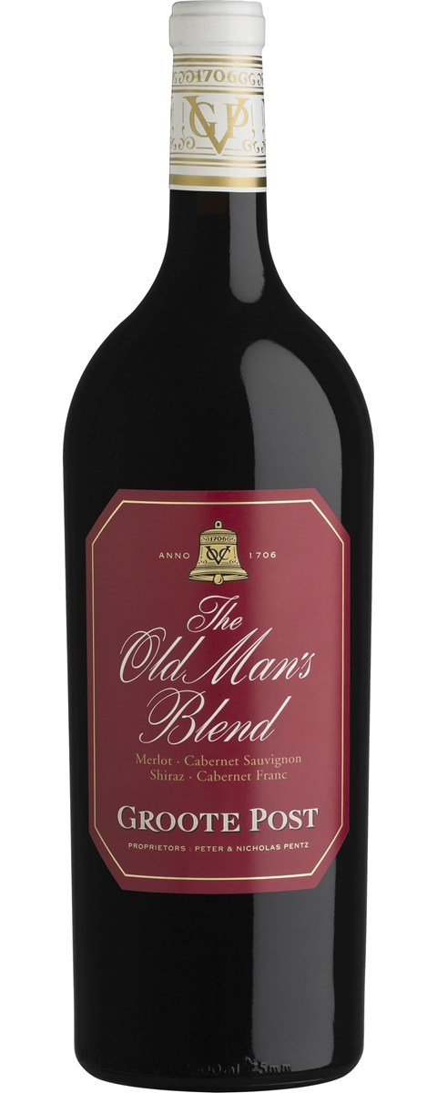 Groote Post The Old Man's Blend Red 2016 1.5L Magnum