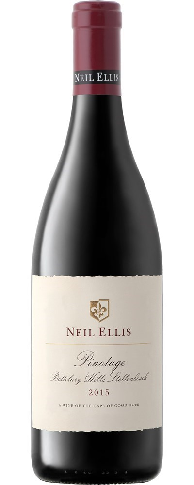 Neil Ellis Bottelary Pinotage 2015