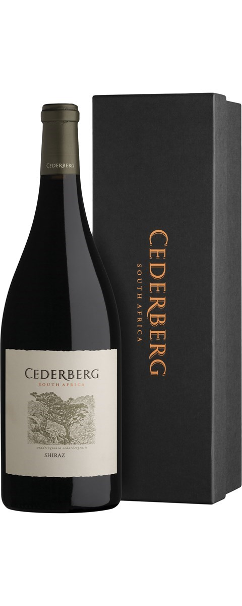 Cederberg Shiraz Magnum in Gift Pack
