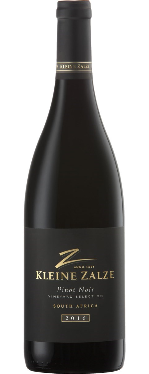 Kleine Zalze Vineyard Selection Pinot Noir 2016