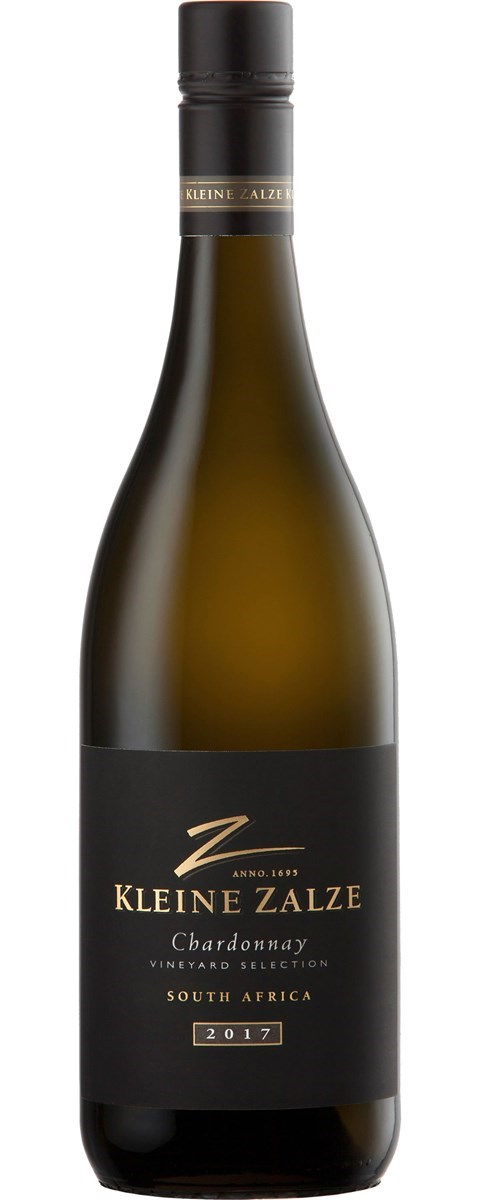 Kleine Zalze Vineyard Selection Barrel Fermented Chardonnay 2017