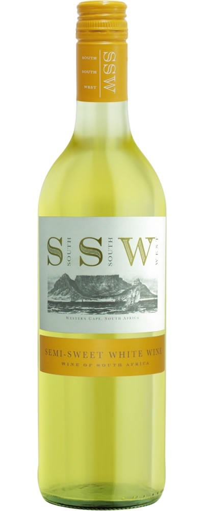 South South West Semi-Sweet White 2016