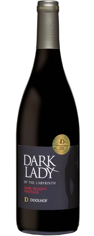 Legends of the Labyrinth Dark Lady Pinotage 2017