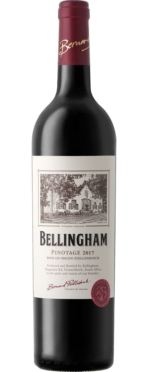 Bellingham Homestead Pinotage 2017