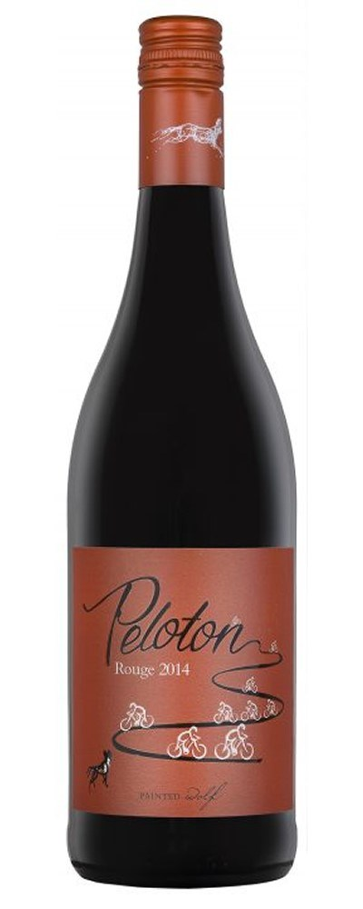 Painted Wolf Peloton Rouge Red Cape Blend 2014