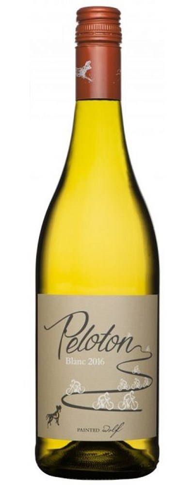 Painted Wolf Peloton Blanc White Cape Blend 2016