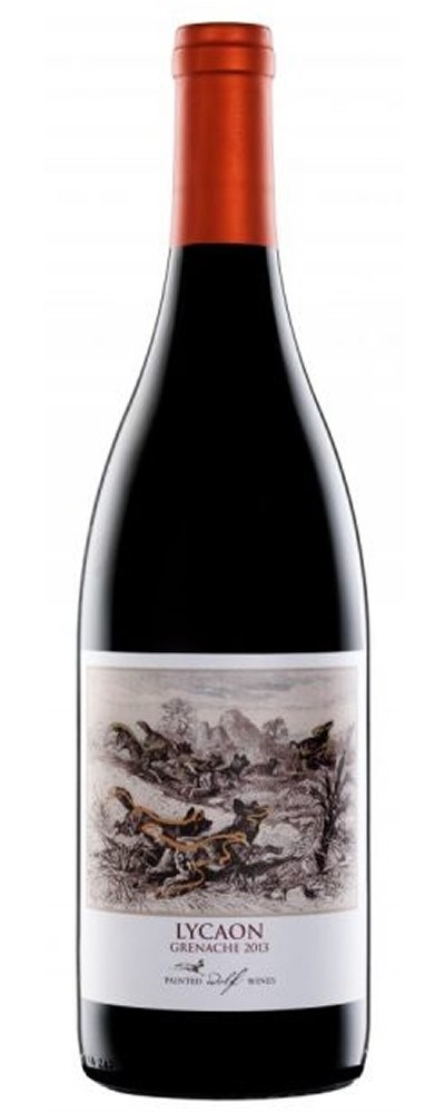 Painted Wolf Lycaon Swartland Grenache 2013
