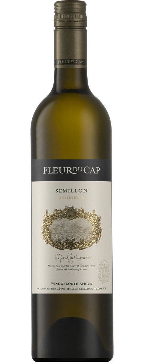 Fleur du Cap Unfiltered Semillon 2015 - SOLD OUT